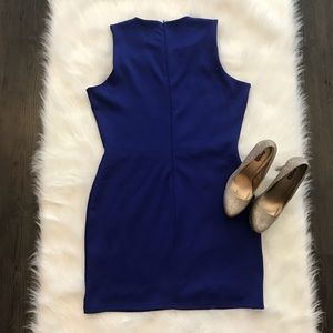 Gianni Bini Imperial Blue Dress